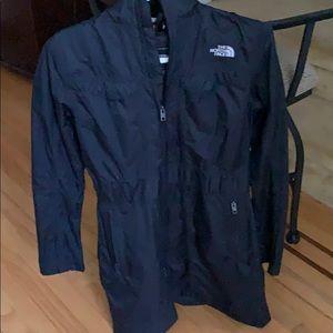 Northface Black SP Rain Jacket
